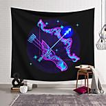 abordables -Tapisserie murale art décor couverture rideau suspendu maison chambre salon décoration polyester arc et flèche
