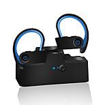 economico -TWS-6 Auricolari wireless Cuffie TWS Bluetooth5.0 Design ergonomico Stereo Dotato di microfono per Apple Samsung Huawei Xiaomi MI Cellulare