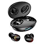 abordables -Sortie d'usine K1 Écouteurs sans fil TWS Casques oreillette bluetooth Bluetooth5.0 Stéréo LA CHAÎNE HI-FI Contrôle tactile intelligent pour Sport Fitness