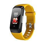 economico -M01 Intelligente Guarda per Android iOS Samsung Apple Xiaomi Bluetooth 1.08 pollice Misura dello schermo IP 67 Livello impermeabile Impermeabile Schermo touch Monitoraggio frequenza cardiaca