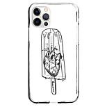 economico -Creativo Gelato Astuccio Per Mela iPhone 12 iPhone 11 iPhone 12 Pro Max Design unico Custodia protettiva Fantasia / disegno Per retro TPU