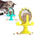 abordables -Boule d'alimentation et de régal lente Chien Chat Petit Chat 1 pc Compatible avec animaux de compagnie ABS + PC Cadeau Jouet pour animaux de compagnie Jeu d'animaux