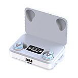 abordables -Sortie d'usine A25-TWS Écouteurs sans fil TWS Casques oreillette bluetooth Bluetooth5.0 Stéréo pour Téléphone portable