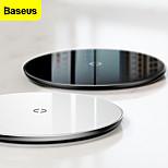 abordables -BASEUS Chargeur Sans Fil Pour Pour Téléphone Pour iphone Huawei Xiaomi Chargeur Sans Fil 10 W Puissance de sortie RoHs CE CCC