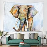 abordables -Tapisserie murale art décor couverture rideau suspendu maison chambre salon décoration et moderne et animal