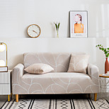 abordables -Housse de canapé Rayé Teinture Polyester Literie