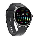 abordables -KW06pro Smartwatch Montre Connectée pour Android iOS Samsung Apple Xiaomi Bluetooth 1.28 pouce Taille de l'écran IP68 Niveau imperméable Imperméable Moniteur de Fréquence Cardiaque Mesure de la