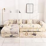 economico -fodere antipolvere onnipotenti con stampa di cervi dei cartoni animati copridivano elasticizzato a forma di l fodera per divano in tessuto super morbido con una federa gratuita