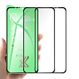 economico -telefono Proteggi Schermo Apple iPhone 12 iPhone 11 iPhone 12 Pro Max iPhone XR iPhone 11 Pro PET 3 pezzi Ultra sottile Anti-impronte Proteggi-schermo frontale Appendini per cellulare