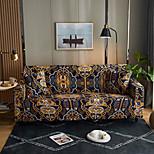 economico -orangle victoria bohemian print fodere antipolvere onnipotenti copridivano elasticizzato fodera per divano in tessuto super morbido con una federa gratuita