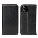 abordables -téléphone Coque Pour Apple Coque Intégrale Wallet iPhone 12 Pro Max 11 SE 2020 X XR XS Max 8 7 Portefeuille Antichoc Magnétique Apparence Bois Couleur Pleine faux cuir TPU