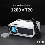 abordables -e460 720p projecteur led avec hdmi usb lcd projecteur de cinéma maison e460