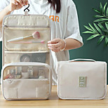 abordables -Trousse à Cosmétiques Pliable / Multifonction / Facile à Utiliser Boutique / Moderne contemporain Tissu Oxford 1 pc - Accessoires Accessoires de toilette