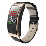 abordables -CK11C Smartwatch Montre Connectée pour Android iOS Samsung Apple Xiaomi Bluetooth Imperméable Moniteur de Fréquence Cardiaque Mesure de la pression sanguine Sportif Elégant Moniteur de Sommeil Hommes