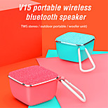 abordables -Oneder V15 Enceinte Bluetooth Carte TF Portable Haut-parleur Pour Téléphone portable