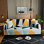 economico -la fodera per divano elasticizzata antipolvere con stampa geometrica divano a forma di l in tessuto super morbido (riceverai 1 federa come regalo gratuito))