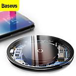 abordables -BASEUS Chargeur Sans Fil Pour Pour Téléphone Huawei Xiaomi Other Chargeur Sans Fil 10 W Puissance de sortie RoHs CE CCC