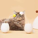 abordables -Jouet interactif Jouet électrique Chat Exercice pour animaux de compagnie Relâcher la pression ABS + PC Cadeau Jouet pour animaux de compagnie Jeu d'animaux
