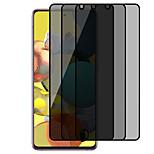 economico -telefono Proteggi Schermo Samsung Galaxy A32 Galaxy A42 Galaxy F41 A70 Samsung Galaxy M30 Vetro temperato 3 pezzi Anti-graffi Anti-spia Proteggi-schermo frontale Appendini per cellulare