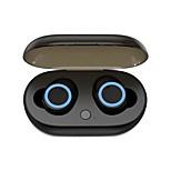 abordables -Sortie d'usine TWs-T3 Écouteurs sans fil TWS Casques oreillette bluetooth Bluetooth5.0 Stéréo Coque Chargeur Sans Fil pour Téléphone portable