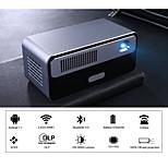 economico -HDP300 Mini proiettore Proiettore Con LED 170 lm Proiettore WIFI Android 7.1