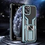 economico -telefono Custodia Per Apple Per retro iPhone 12 Pro Max 11 SE 2020 X XR XS Max 8 7 Resistente agli urti Con supporto Armatura Armatura TPU PC