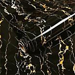 economico -liscio nero acciaio inox marmo motivo battiscopa soggiorno cucina bagno linea di cintura decorazione adesivi scale adesivi murali autoadesivi 60 * 300 cm