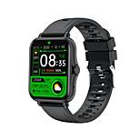 economico -Q8 Unisex Intelligente Guarda Bluetooth Monitoraggio frequenza cardiaca Misurazione della pressione sanguigna Calorie bruciate Controllo media Assistenza sanitaria Cronometro Pedometro Avviso di