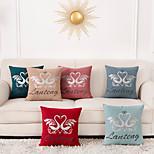 economico -Fodera per cuscino animale 1 pz 45x45 cm lino per divano camera da letto
