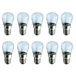 abordables -10pcs 1.5w ampoules globe led 70 lm e14 6 perles led smd 2835 blanc chaud blanc 180-260 12 v