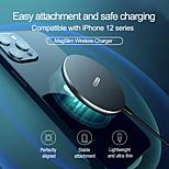 abordables -Nillkin Chargeur Sans Fil Pour Pour Téléphone Universel Portable Chargeur Sans Fil 10 W Puissance de sortie RoHs CE