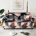 economico -1 pz copridivano geometrico linee colorate elastico soggiorno divano per animali domestici copertura antipolvere reclinabile