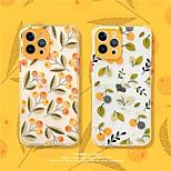 economico -telefono Custodia Per Apple Per retro iPhone 12 Pro Max 11 SE 2020 X XR XS Max 8 7 Resistente agli urti Fantasia / disegno Cartoni animati Albero Fiore decorativo TPU