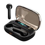 abordables -Sortie d'usine K12 Écouteurs sans fil TWS Casques oreillette bluetooth Bluetooth5.0 Contrôle tactile intelligent pour Sport Fitness