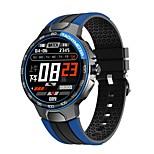abordables -E15 Smartwatch Montre Connectée pour Android iOS Samsung Apple Xiaomi Bluetooth 1.28 pouce Taille de l'écran IP68 Niveau imperméable Imperméable Moniteur de Fréquence Cardiaque Mesure de la pression