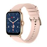 economico -smartwatch a lunga durata della batteria y20 per telefoni apple / android, tracker sportivo da 1,7 pollici che supporta la misurazione della frequenza cardiaca / pressione sanguigna