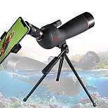 economico -GOMU 20-60 X 60 mm Monocolo Resistente alle intemperie Cannocchiale Ripiegabile Dimensione del viaggio 130/1000 m Rivestimento multistrato BaK4 Caccia Esibizione Attività all'aperto
