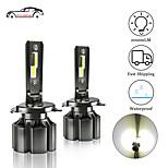 abordables -OTOLAMPARA Automatique LED Lampe Frontale H7 / H4 / H3 Ampoules électriques 12000 lm LED Haute Performance 100 W 2 Pour Volkswagen / Toyota / Nissan Voyou / Silverado / CR-V 2018 / 2008 / 2009 2