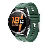 abordables -CK30 Smartwatch Montre Connectée pour Android iOS Samsung Apple Xiaomi Bluetooth 1.28 pouce Taille de l'écran IP 67 Niveau imperméable Imperméable Moniteur de Fréquence Cardiaque Mesure de la