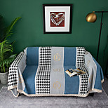 abordables -Housse de canapé Géométrique Imprimé Polyester Literie