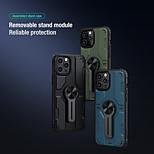 economico -telefono Custodia Per Apple Per retro iPhone 12 iPhone 12 Pro Max iPhone 12 Pro iPhone 12 Mini Resistente agli urti Con supporto Armatura Armatura TPU PC