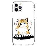 abordables -Animal Cas Pour Pomme iPhone 12 iPhone 11 iPhone 12 Pro Max Modèle unique Étui de protection Motif TPU
