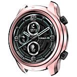 economico -Custodie Per TicWatch Ticwatch E TPU Proteggi Schermo Custodia per Smartwatch  Compatibilità