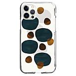 economico -Creativo Con stampa Astuccio Per Mela iPhone 12 iPhone 11 iPhone 12 Pro Max Design unico Custodia protettiva Fantasia / disegno Per retro TPU