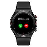 economico -smartwatch t7 supporta chiamata bluetooth / misura della frequenza cardiaca, tracker sportivo per telefoni iphone / android