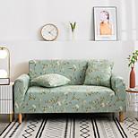economico -2021 nuova elegante semplicità stampa copridivano elasticizzato divano tessuto super morbido retro vendita calda copridivano fiore verde