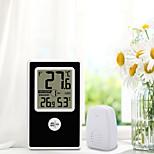 economico -TS-WS-43 Portatile / Multi-funzione Igrometri Misurazione della temperatura e dell'umidità, Display LCD retroilluminato