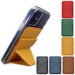 economico -telefono Custodia Per Apple Custodia ad adsorbimento magnetico iPhone 12 iPhone 12 Pro Max iPhone 12 Pro iPhone 12 Mini Resistente agli urti A prova di sporco Tinta unita pelle sintetica
