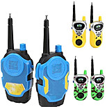 abordables -talkies-walkies jouets pour enfants de 3 à 14 ans, portée intérieure jusqu'à 60 mètres, portée extérieure jusqu'à 30 mètres, convient au camping et à la randonnée