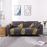 economico -1 pz fodera per divano pianta grigia fodera per divano elastico per soggiorno fodera per divano per animali domestici fodera per divano reclinabile